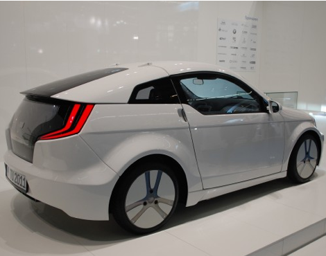 Electric Cars The Star Of Frankfurt Auto Show Aiche