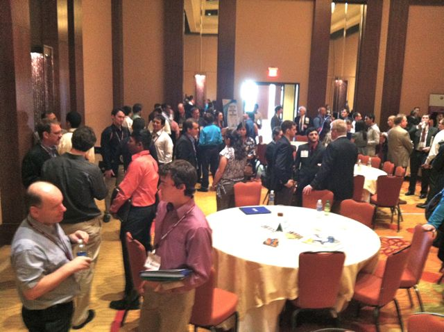 First-Ever Spring Meeting Student Program Gets Underway   AIChE