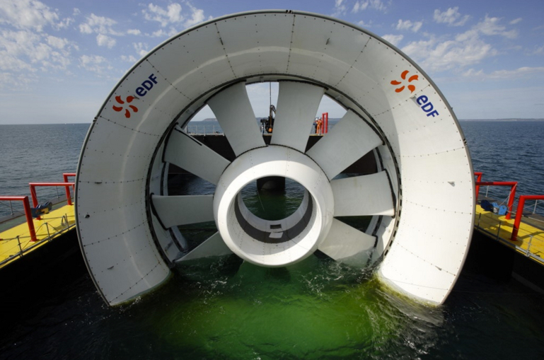 Two Tidal Turbine Projects Finally Hitting the Seabeds | AIChE