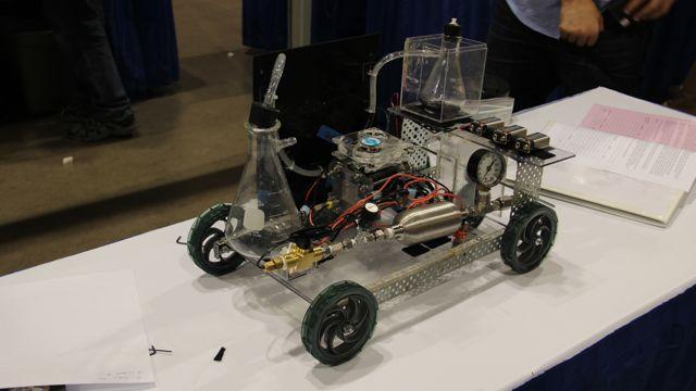 Cheme Car Competition