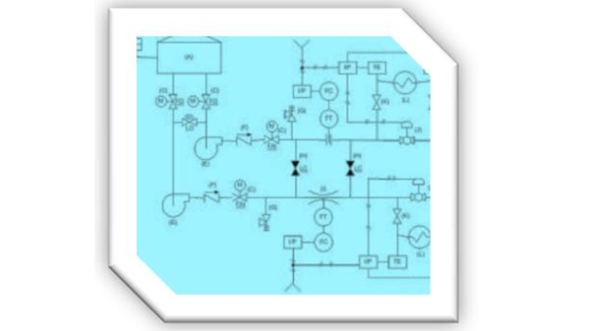 Interpreting Piping And Instrumentation Diagrams Symbology Aiche