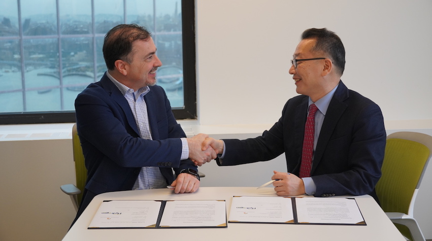 Center for Hydrogen Safety Signs Agreement with South Korea's Gangwon Technopark