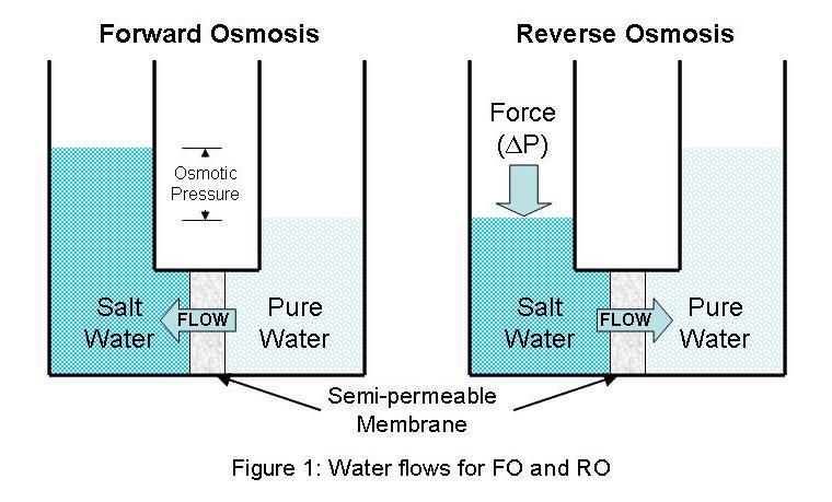 A Novel Forward Osmosis Draw Solution