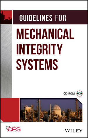 Guidelines For Mechanical Integrity Systems Aiche