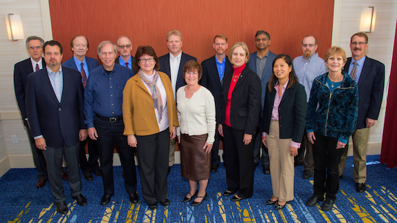 CTOC Members at the 2014 AIChE Annual Meeting in Atlanta, GA, November 15, 2014.