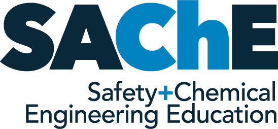 Safety And Chemical Engineering Education Sache Aiche