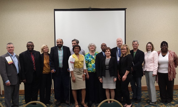 Members of SIOC met in New Orleans to discuss implementation of the group's new action plan.