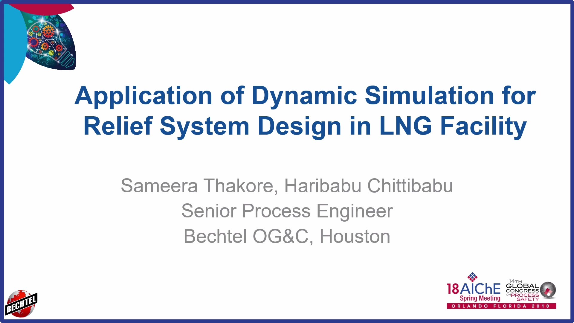 Application of Dynamic Simulation for Relief System Design