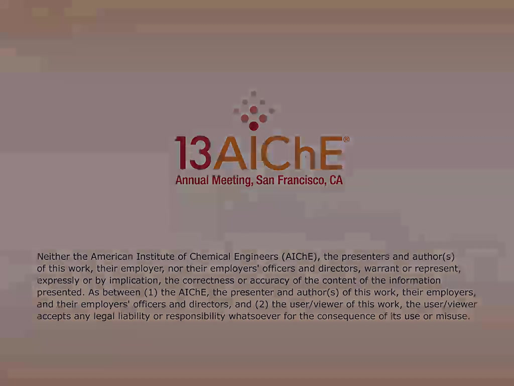 Chromatographic Scale Up On A Volume Basis Aiche
