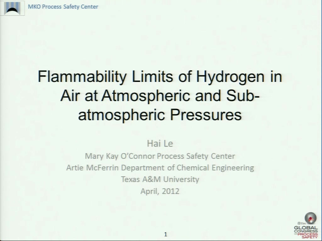 worksheet Chemical Reactivity Worksheet chemical reactivity hazards aiche flammability limits of hydrogen and its mixtures with hydrocarbons in air at atmospheric sub pressures