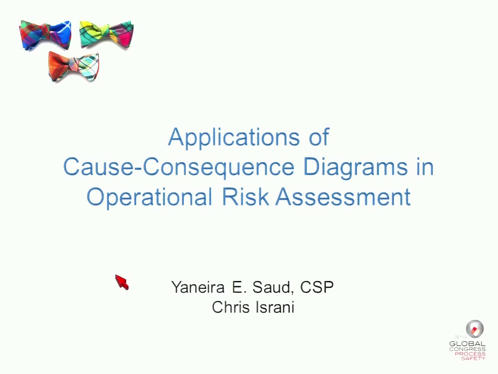 applications of cause consequence diagrams in operational risk rh aiche org damage consequence diagrams Choice Consequence Diagram