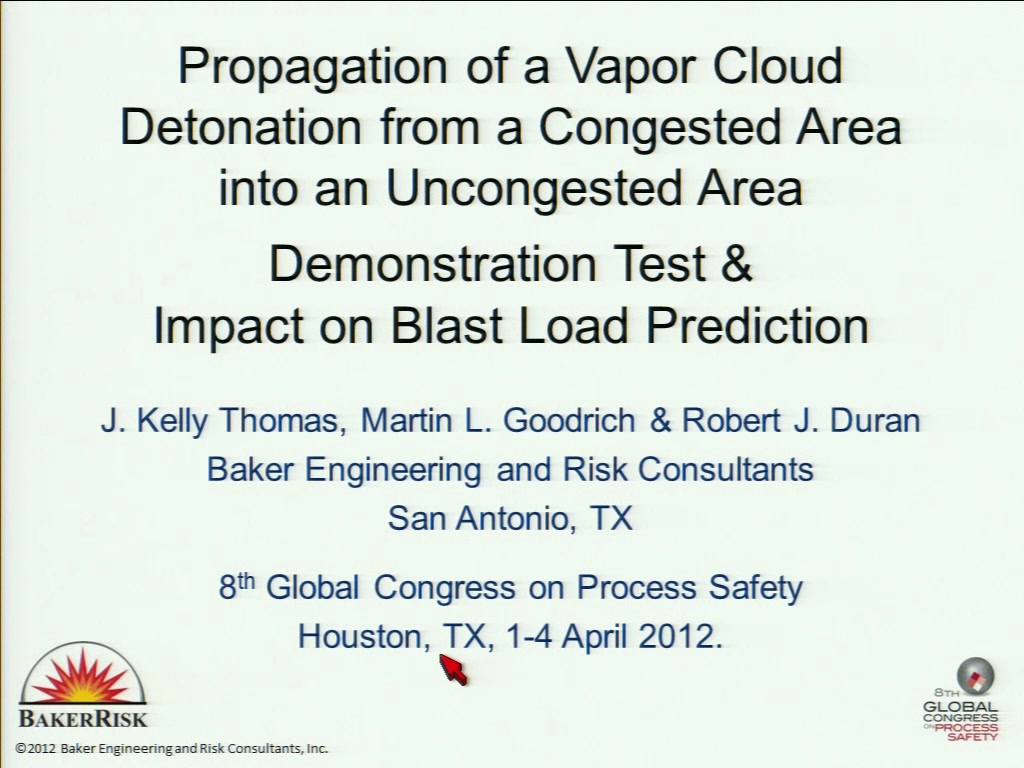 worksheet Chemical Reactivity Worksheet chemical reactivity hazards aiche propagation of a vapor cloud detonation from congested into an uncongested area demonstration test and impact on blast load prediction