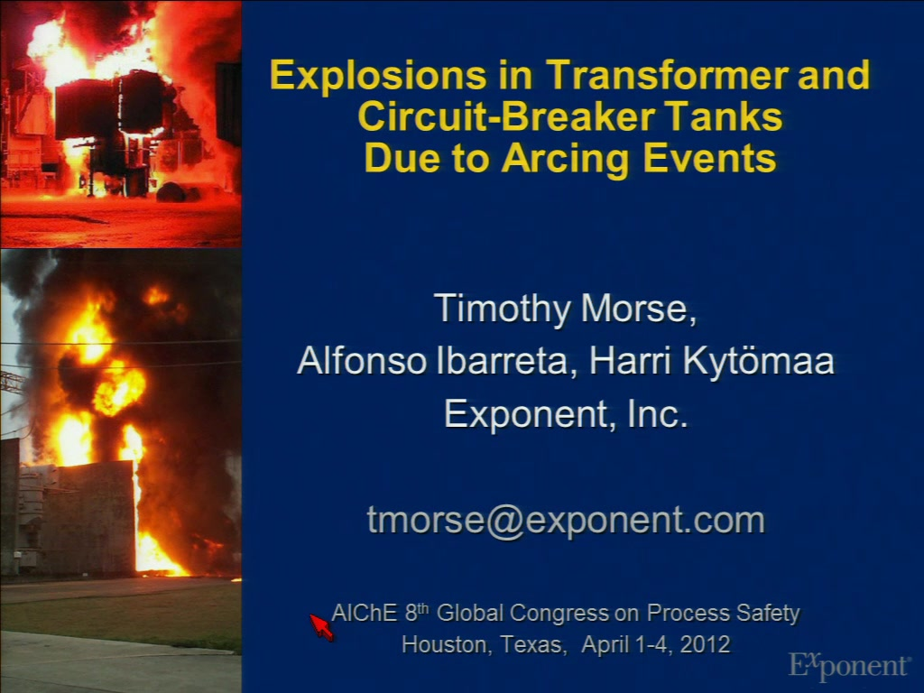 Explosions In Transformer And Circuit Breaker Tanks Due To Arcing Installation Essentials Know Which Type Of Events