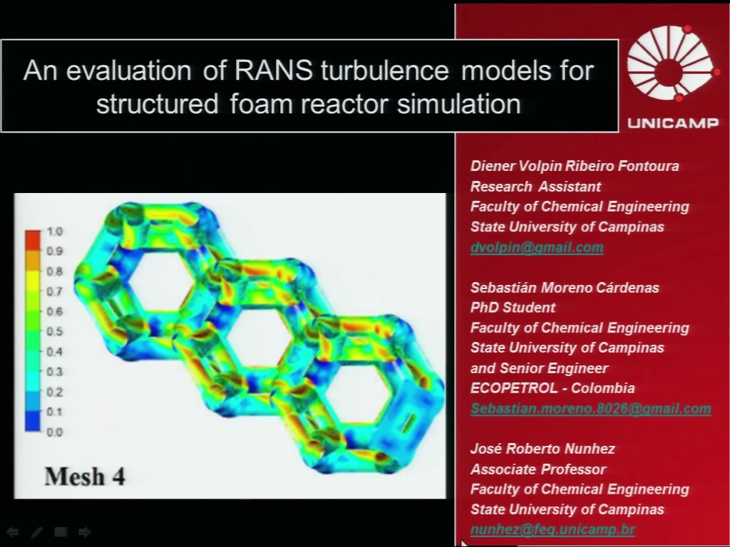 modelling and kinetic of reactor design
