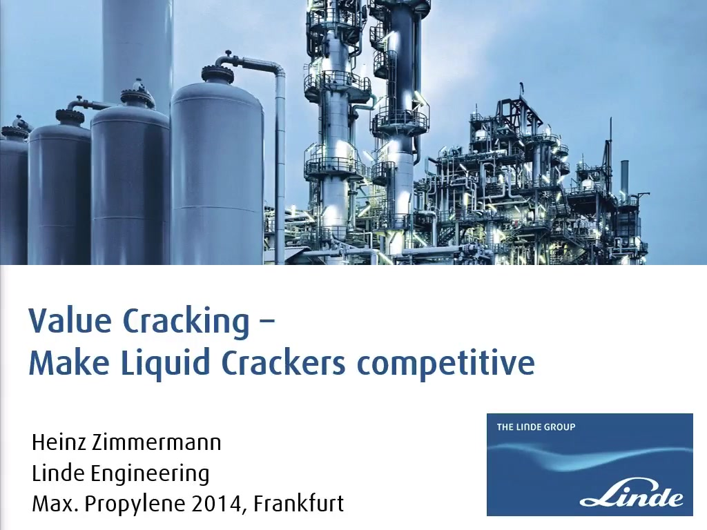 Value Cracking: A Method for Maximizing Revenues of Naphtha