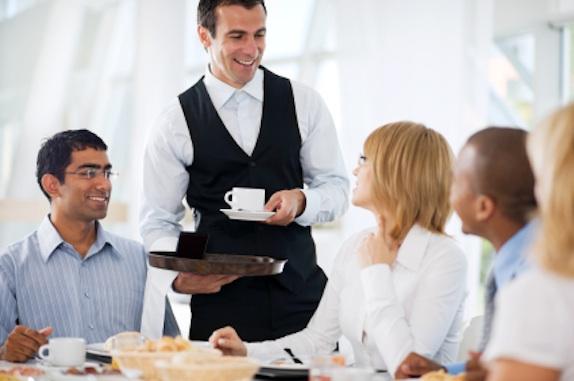 Image result for business dinner