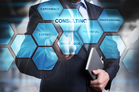 Technology Consulting Banners Offline Banners