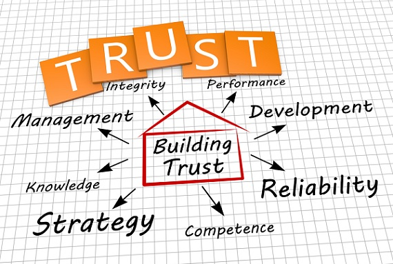 how to know if a student trusts yoy