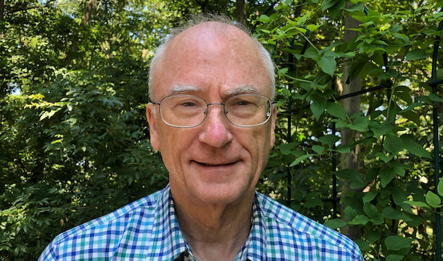 Ronald Larson, University of Michigan, recipient of the AIChE 2020 William H. Walker Award for Excellence in Contributions to Chemical Engineering Literature