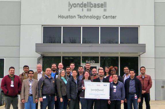 Photo: 2018 LyondellBasell Faculty Workshop