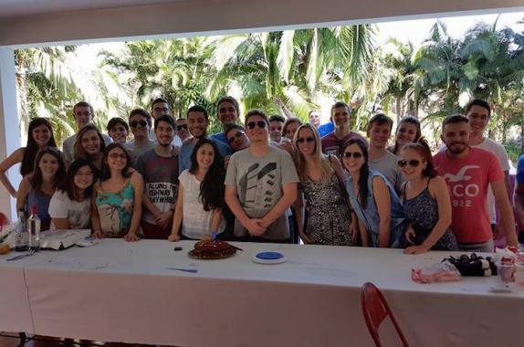 Universidade Estadual de Maringa and Universidade Estadual do Oeste do Paraná Student Chapters