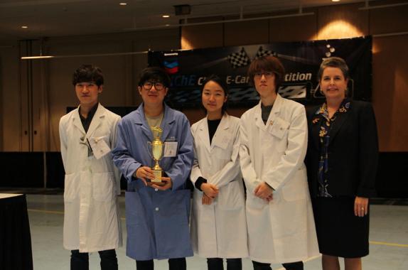 1st Place Winners - KAIST