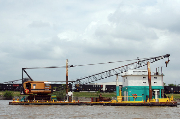 Sam Houston Ship Channel