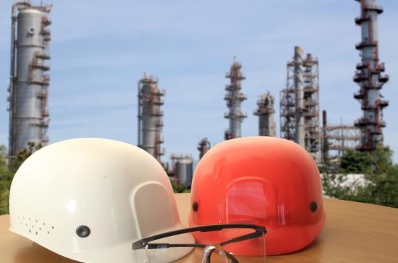 Salt Lake Chevron Refinery Site Tour | AIChE