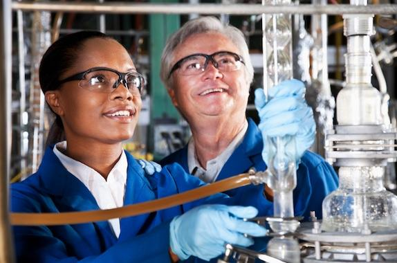 chemical engineer Chemical engineers are responsible for breaking down, analyzing and researching different chemical compounds they can help create the materials used in food, textiles, industrial products or.