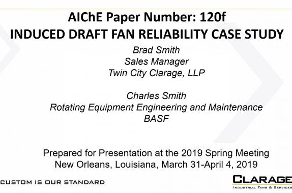 Asset Integrity and Reliability | AIChE