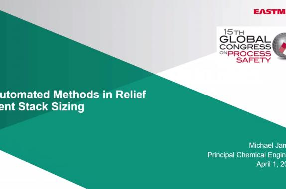 Venting & Emergency Relief | AIChE