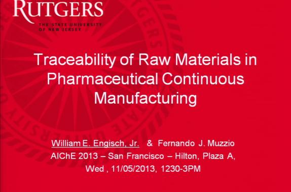 Pharmaceutical Engineering & Drug Delivery | AIChE | The
