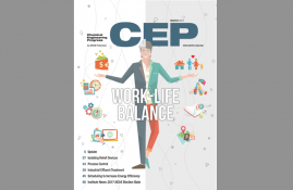 Cover of March 2017 CEP – Cover Feature: Work-Life Balance