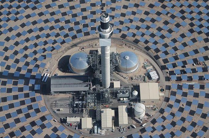 Molten Salt Storage At Forefront Of Solar Tech Evolution