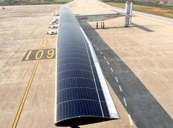 Solar Impulse 2 Breaks Transatlantic Record With Sunpower