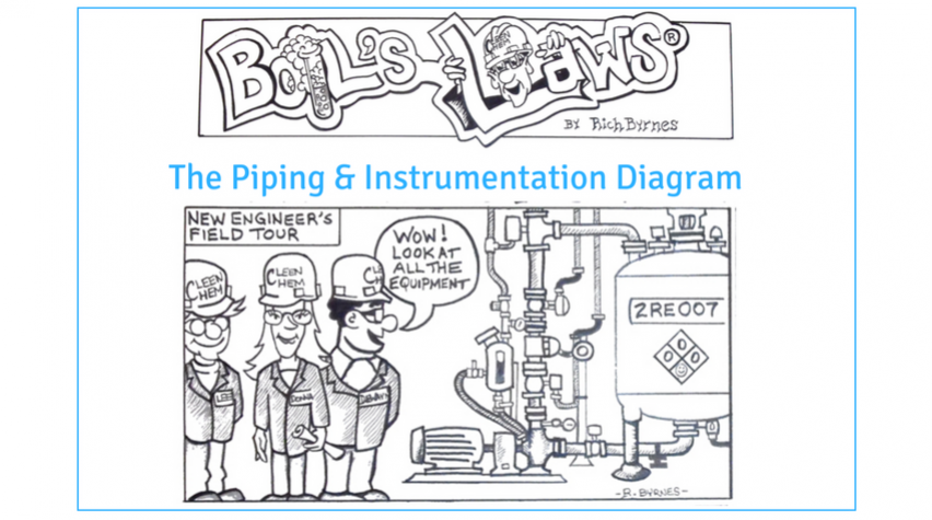 Boil\'s Laws - The Piping and Instrumentation Diagram (P & ID) [Comic ...