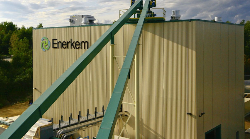 Commercial Scale Garbage-to-Biofuel Facility Nearly