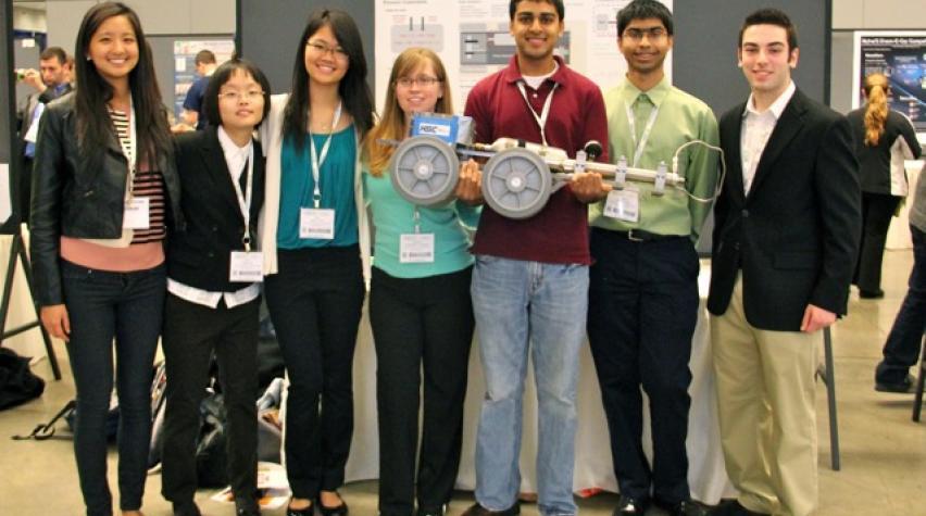 Carnegie Mellon 2012 National Chem-E-Car Team