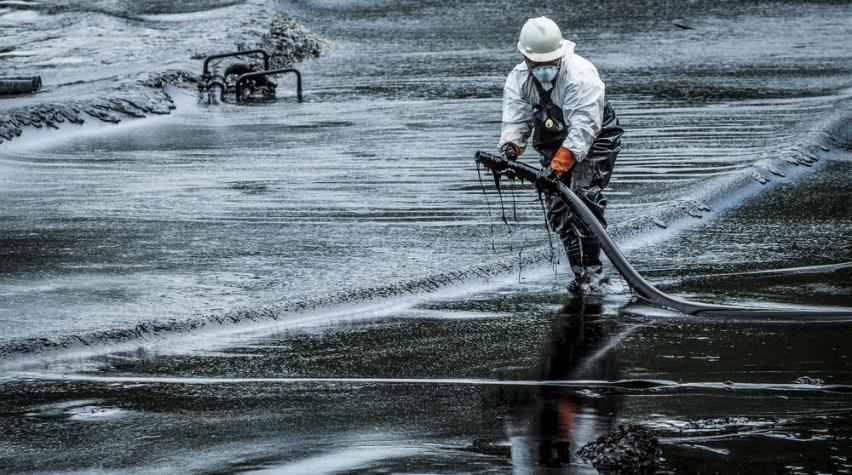 How to Clean Up Oil Spills
