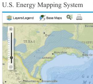 DOE Launches New Interactive Well Mapping Tool AIChE - Us energy mapping system
